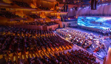 World Premiere of Canticum Canticorum
