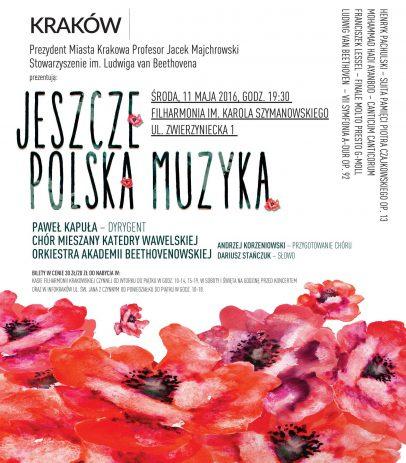 """Review of the Concert """"Jeszcze Polska Muzyka"""" – Anna Woźniakowska"""