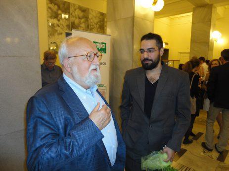 Concert of my PhD Supervisor, Prof. Krzysztof Penderecki